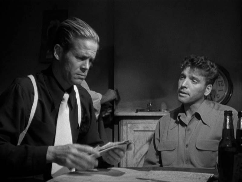 Pour toi j'ai tué (Criss Cross) 1949 - test DVD